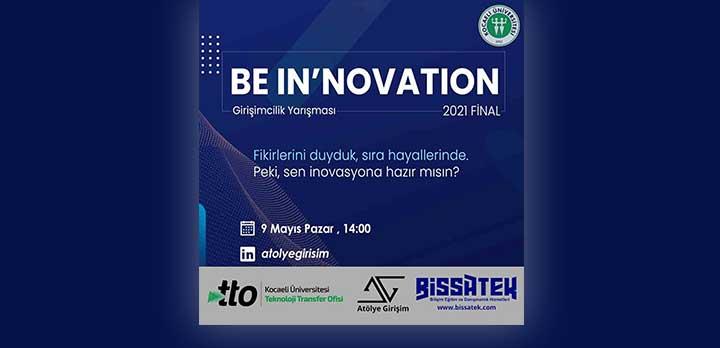 BE IN'NOVATION Girişimcilik Yarışması