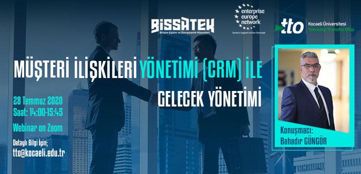 CRM Müşteri İlişkileri İle Gelecek Yönetimi